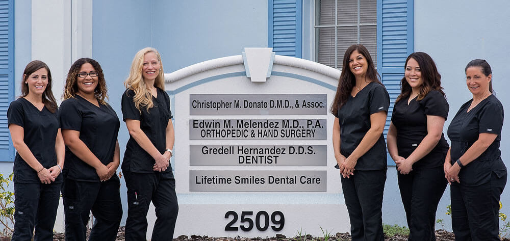 Contact Us Tampa | lifetime smiles dental care | serving the